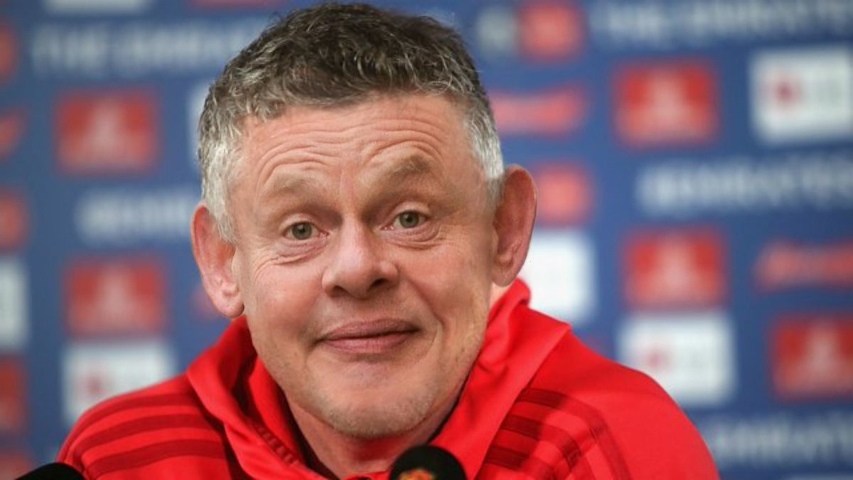 Ole Gunnar admits that his time has a long way to go up