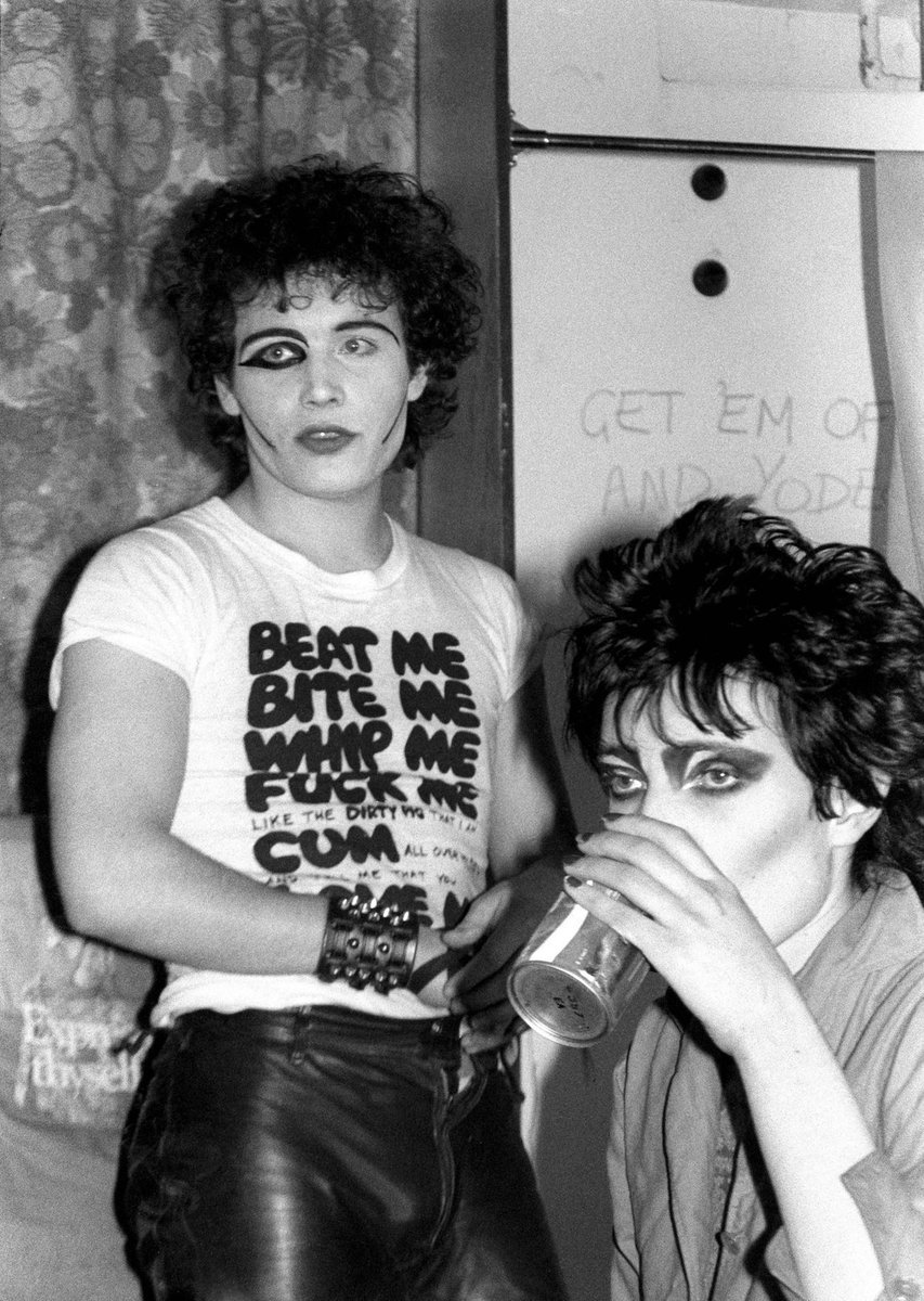 Happy Birthday Stuart Leslie Goddard aka Adam Ant, English singer and musician. He gained popularity as the lead singer of post punk / new wave group Adam and the Ants, born on this day in 1954 in London.  #punk #punkrock #postpunk #postpunkmusic #newwave #adamant #OTD
