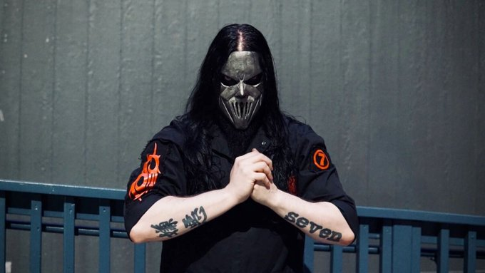Happy Birthday \Mick Thomson\ Band: Slipknot Age: 46