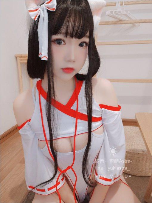 コスプレイヤー雪晴Astra-のTwitter画像43