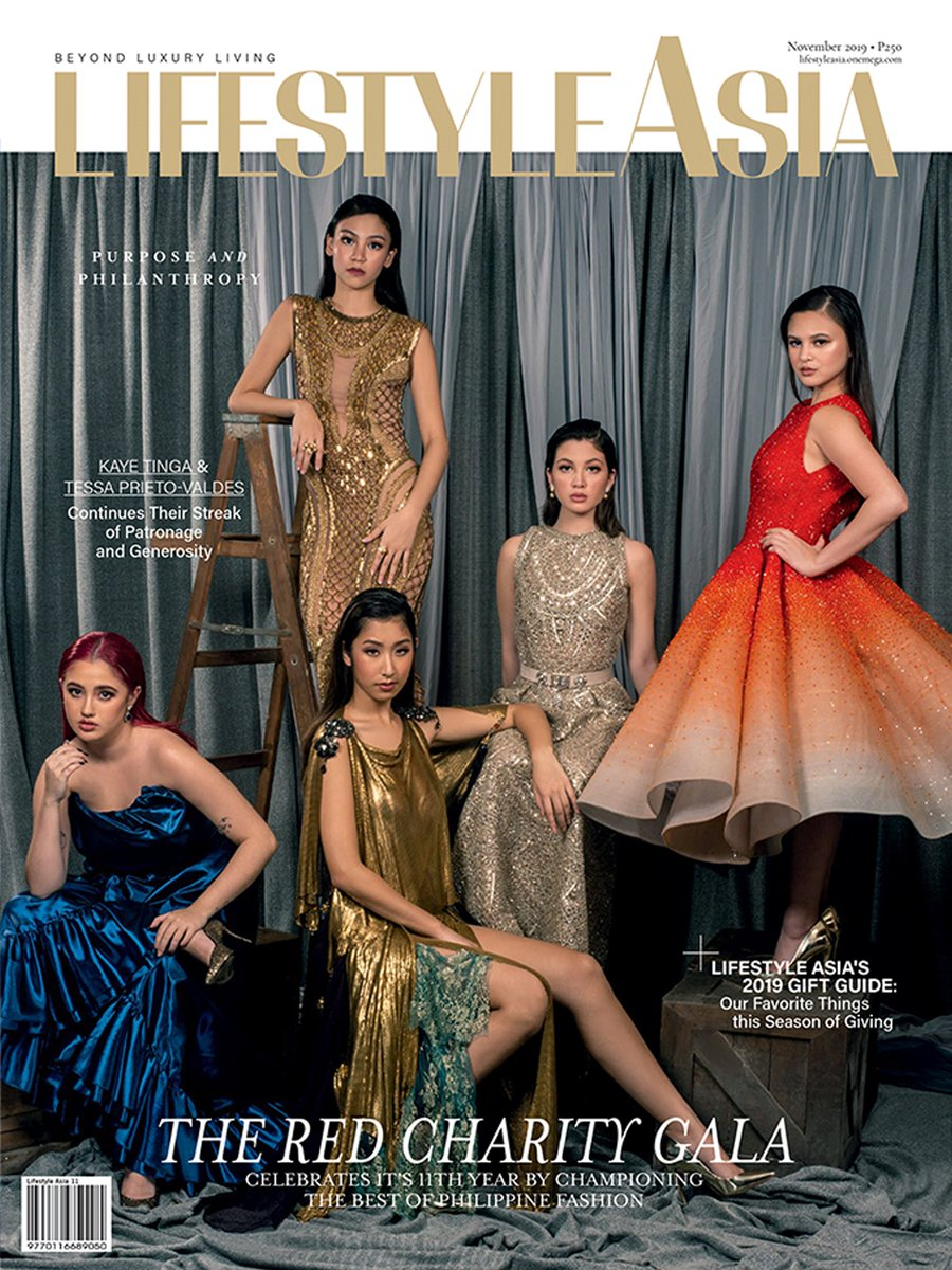 Lifestyle Asia On Twitter This Year S Redcharitygala Ups The Ante With 10 Of The Country S Best Fashion Designers Coming Together For A Truly Remarkable Fashion Show While Upholding Its True Message Of