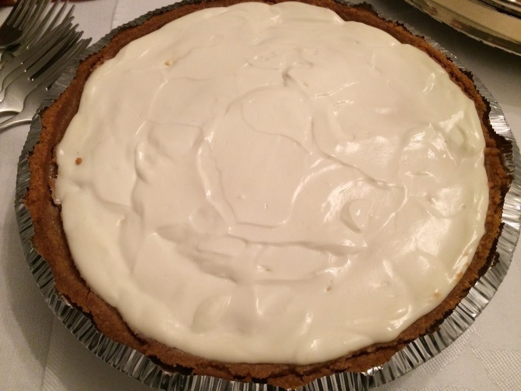 @duchessgoldblat Your Grace, I woke up this morning thinking about Secular Pie Thursday. This year I think I've settled on pecan, apple, and maybe a cheese pie for the third one. But I also thought I might peruse last year's amazing entries from others for inspiration.