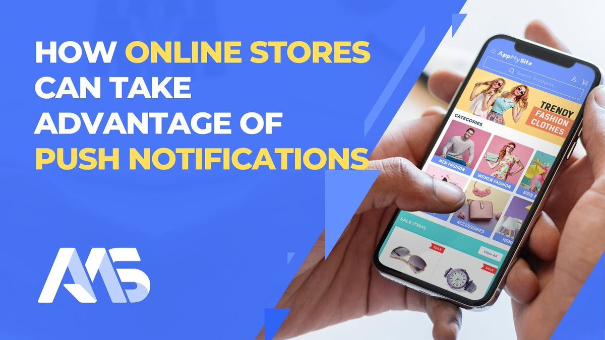 Check out our latest Youtube Video How online stores can take advantage of push notifications | Make Your Own App with AppMySite  #WooCommerceApp #Appbuilder #NativeApp #Android #iOS #mobileapps #appdevelopment #entrepreneur #startup    https://www. youtube.com/watch?v=ddM3rQ ARrLg  … <br>http://pic.twitter.com/yGDSeprjBL
