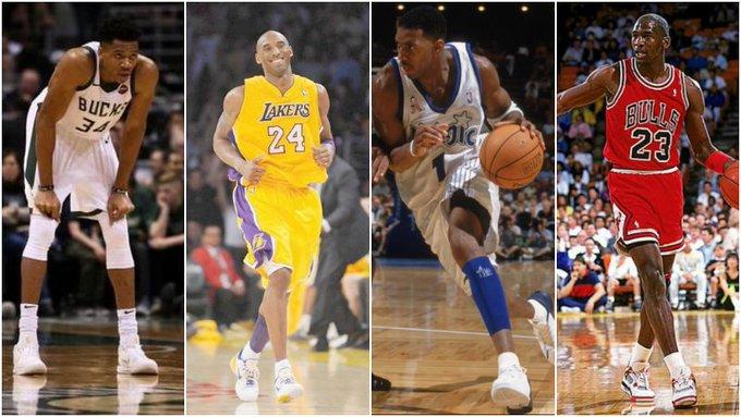 看了喬丹,Kobe,T-Mac的跟腱,再看字母哥的,差距竟如此之大!