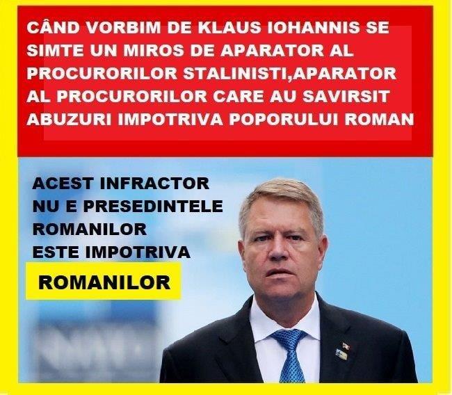 "octav on Twitter: ""CÂND VORBIM DE KLAUS IOHANNIS SE SIMTE UN MIROS DE  NAZIST , FASCIST ,TRADATOR ,VANZATOR DE TARA SI https://t.co/b9AEHQ5yR7  RESPECTA CONSTITUTIA ROMANIEI.… https://t.co/PShBdKW6Mi"""