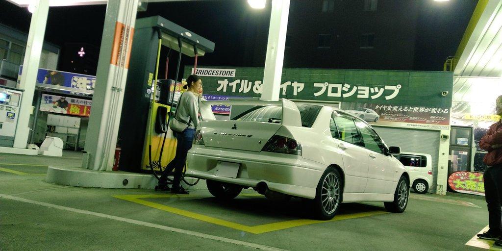 Replying to @Eiya_Hashimoto: 妹氏がランエボ納車しました。