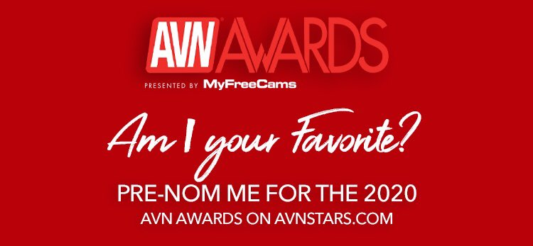 Today is your LAST day to pre-nominate your favorite talent for an AVN Award. stars.avn.com/avn_awards/nom…