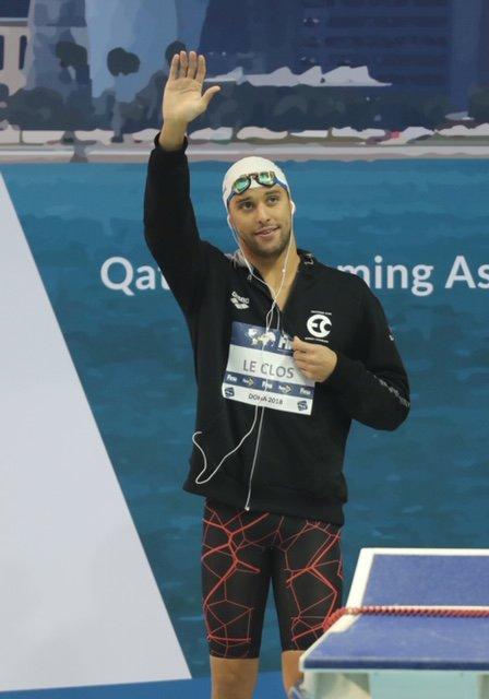 نخبة من أبطال العالم في السباحة أكدوا مشاركتهم في كأس العالم للسباحة فينا الدوحة 2019