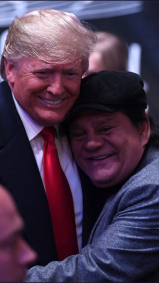 Of course he was there WTF @realDonaldTrump has been around for years @danawhite haaahaa. All great for MMA and Boxing !!!! 5XXXVP stop with the DMs TRUMP Was there when I beat #Duran !!!! I fought many times at Trumps places !