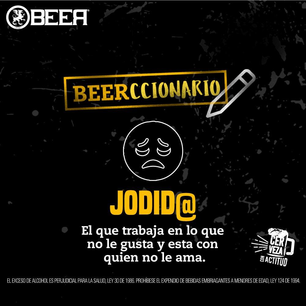 Beer On Twitter Cuánt At S Así Cervezaconactitud
