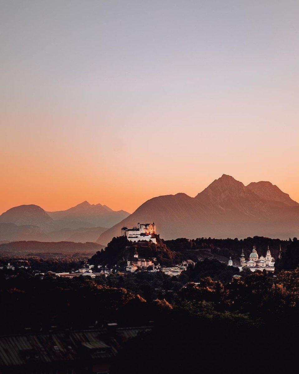 Visitsalzburgerland Salzburgerland Twitter