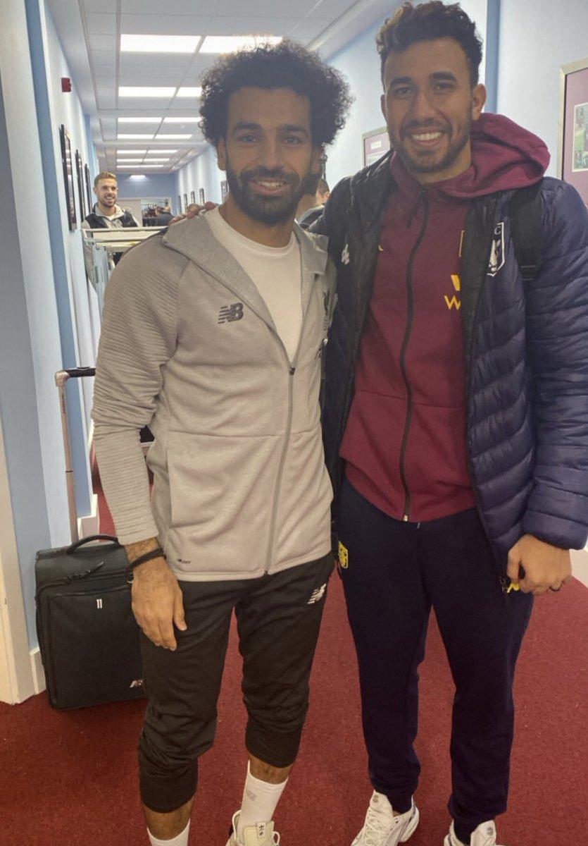 Egypt's best footballer, alongside Mo Salah 🇪🇬 #avfc