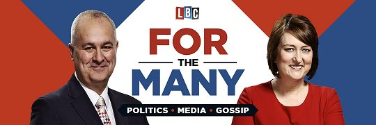 The new episode of the @forthemanypod is out. A whole hour and three quarters! @Jacqui_Smith1 and I discuss the election, polls, Farage's trump interview , the Grenfell report, the Speaker election, Rod Liddle, Any Questions & more! And we both corpse... Download now!