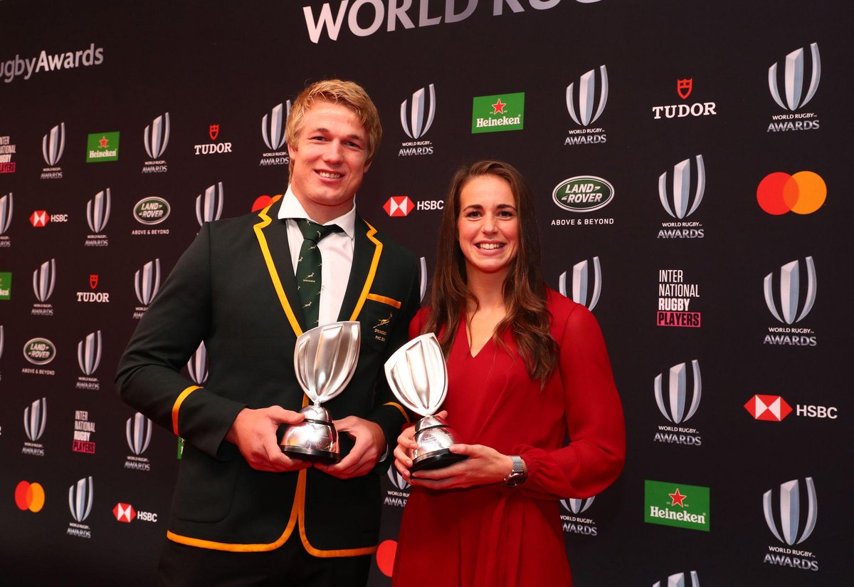 🥇 WORLDS BEST 🥇 More on @EmilyScarratt being named @WorldRugby Womens Player of the Year ➡ bit.ly/327K8PX #WorldRugbyAwards