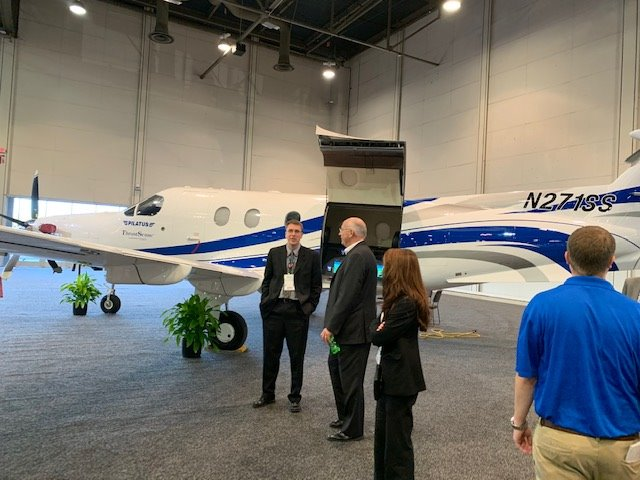 During the NBAA convention in Vegas, we explored some of the best aircraft, gained knowledge of the future of air transport, learned about the latest innovations, and connected with key vendors. It was nice gathering with so many people who are helping the industry grow!