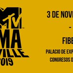 Image for the Tweet beginning: Los @mtvema  llegan a