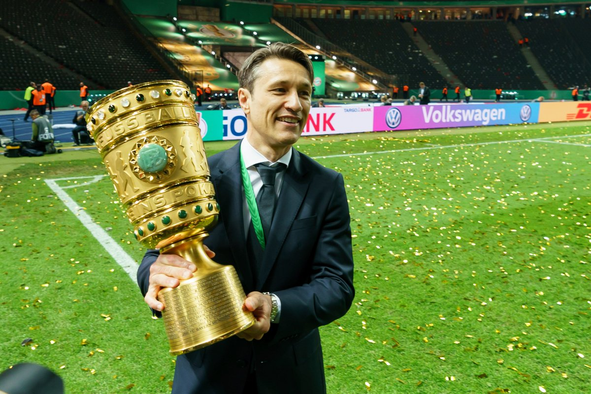 On behalf of FC Bayern, Id like to thank Niko Kovač for his work, in particular last seasons Double. 🗣️ Karl-Heinz Rummenigge