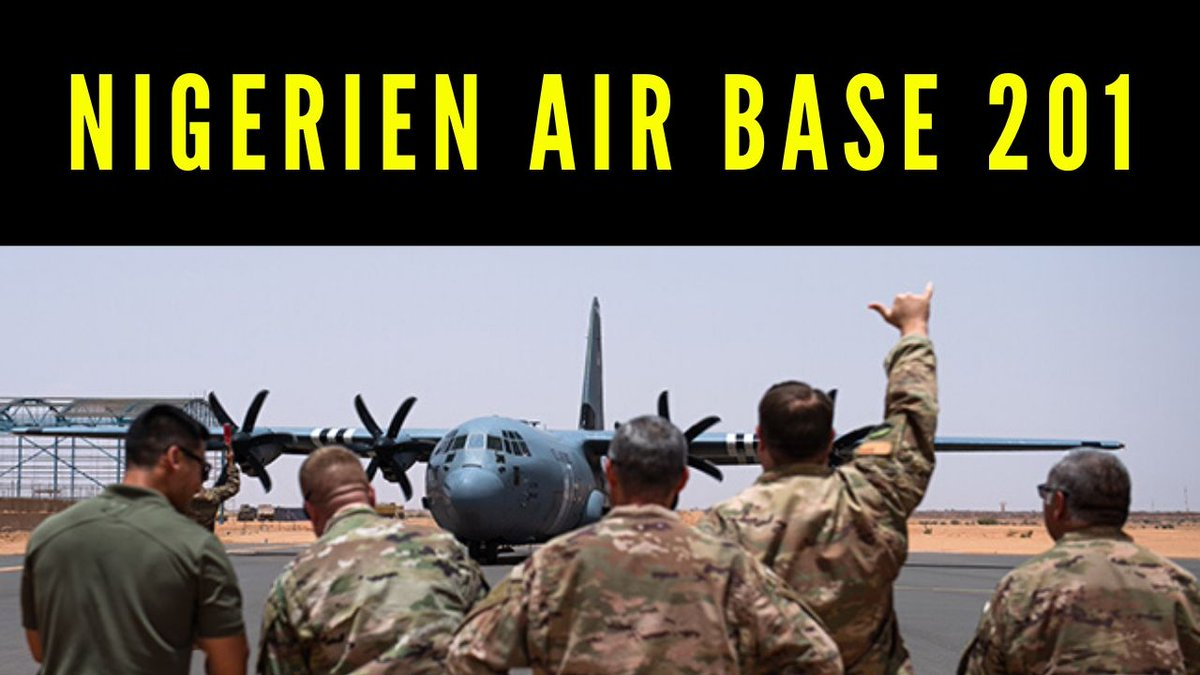 Nigerien Air Base 201 is the largest @usairforce-led construction project in recent history. The base will expand the Air Forces ability to combat the growing presence of violent extremists in the region.