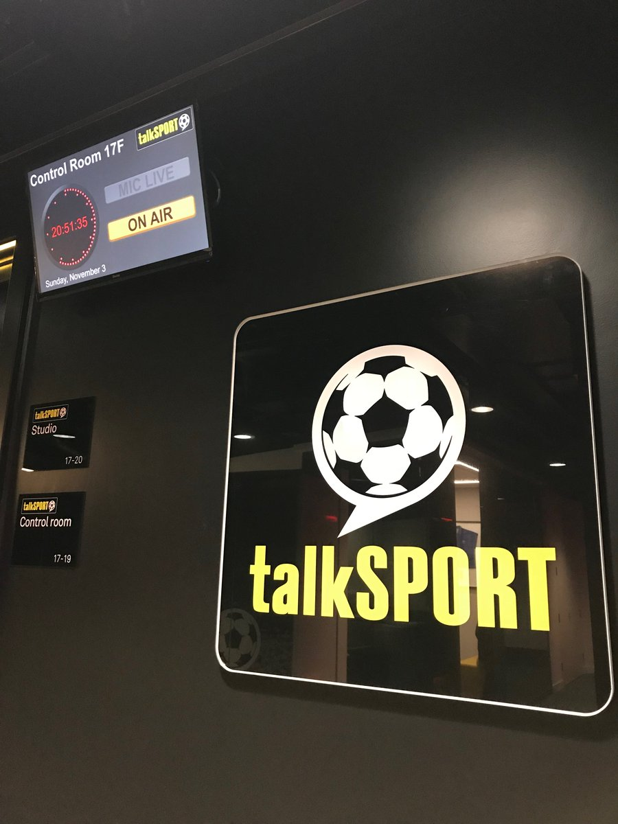 European football chat for the next 3 hours on @talkSPORT. Alongside @andybrassell, @andygoldstein05 & @kevinhatchard to react to Nico Kovacs departure from Bayern + much more including another incident of racism in Italy.
