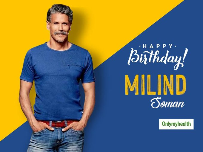 Happy Birthday Milind Soman: The Ironman Of India is 54 andUnstoppable