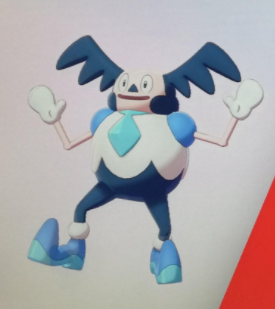 Image result for Galarian Mr. Mime