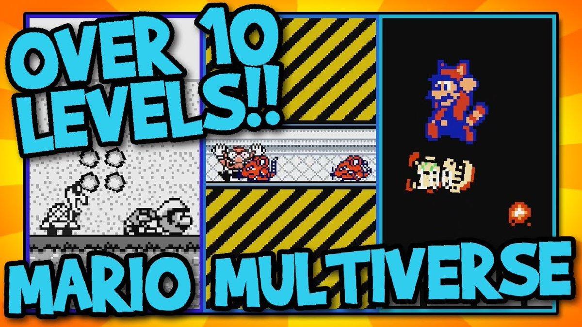 Mario multiverse download