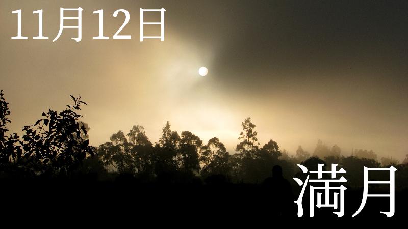 本日、土星、海王星、冥王星の祝福を受けた月が満月となります収穫の季節にふさわしい満月です!満月であなたの運勢を占い、120段階のランキングでお伝えします!