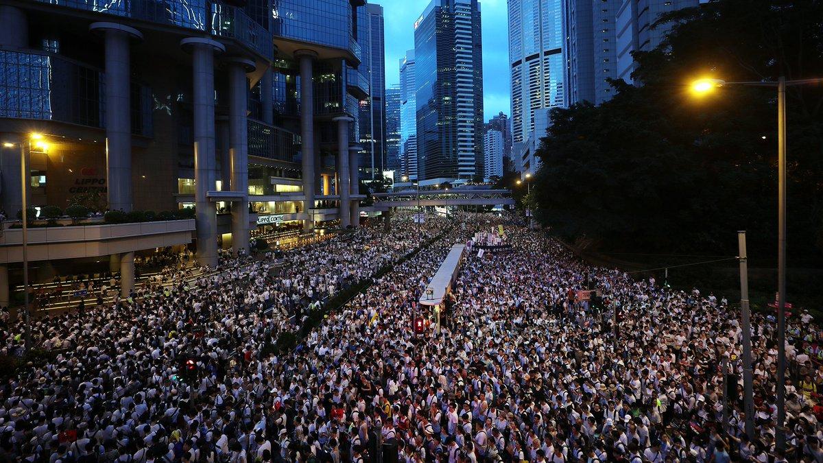 Гонконг: темные стороны капиталистического «рая»