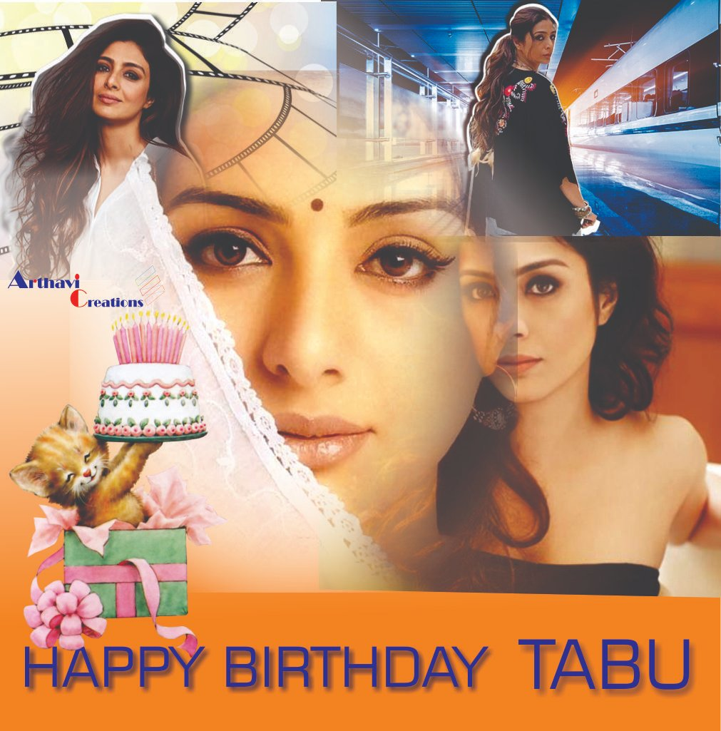 @tabutiful Wishing a A Very Happy Birthday to TABU #tabu the beauti of Bollywood . #beautyofbollywood #bollywoodhotbeauty #bollywoodqueen #bollywoodbeauty #bollywoodgorgeous @ Arthavi Creationspic.twitter.com/dCcpXOFm70
