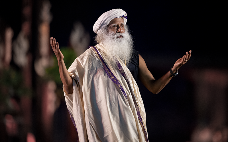 We are moving into an era where authority cannot be The Truth. Only the Truth shall be the Authority in coming times, as sanctity of all authorities will be questioned. #SadhguruQuotes