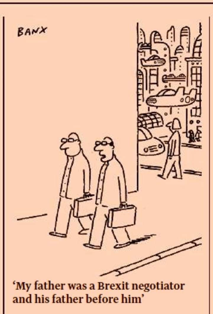 I hadn't seen this before. Great cartoon by Banx...