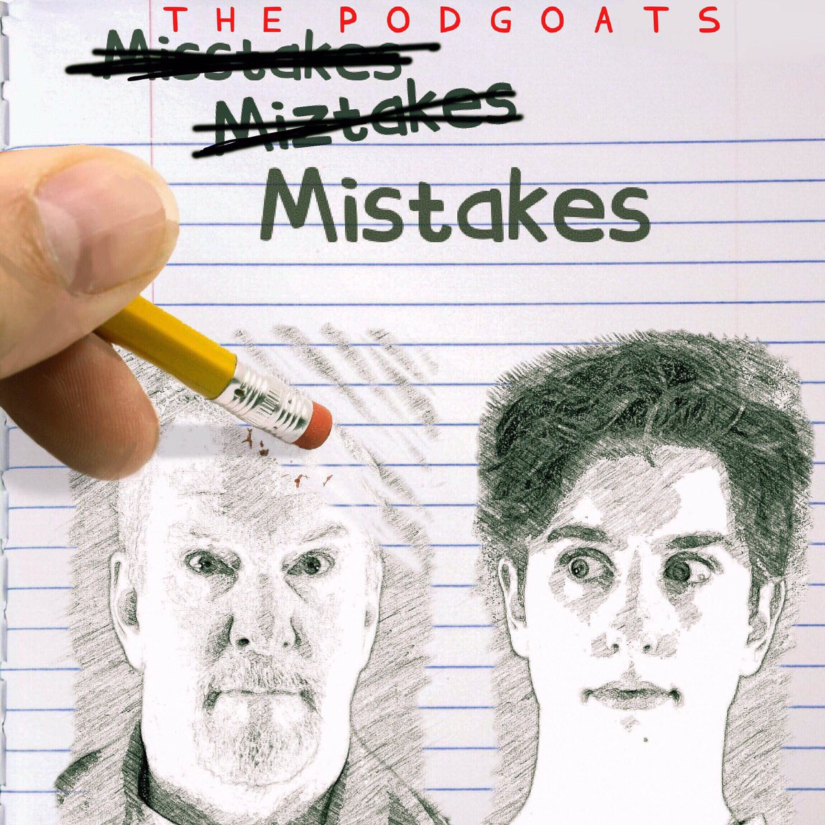 We'ev got a knew episode adn its all about misstakes! Check it out at 997wtn.com/podgoats