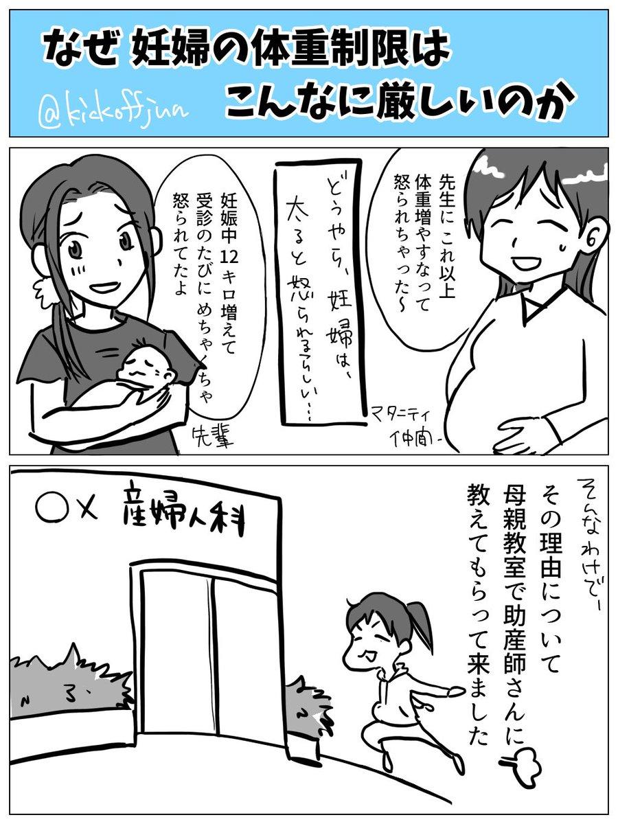 目安 妊婦 体重 増加
