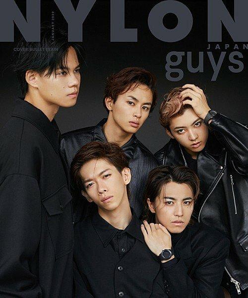 超特急、1年4か月ぶりの『NYLON guys JAPAN』表紙 billboard-japan.com/d_news/detail/…