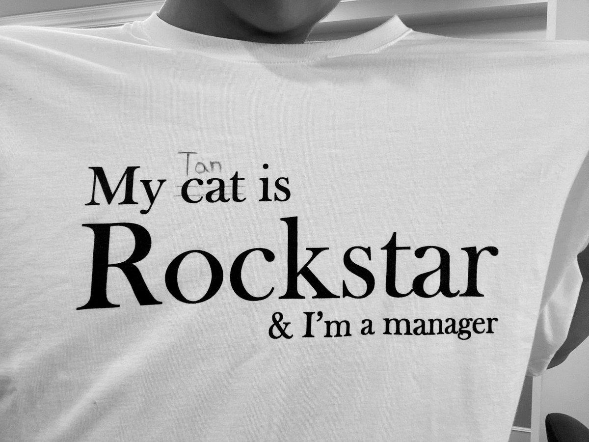 최고의 티셔츠 만들어줘서 고맙네잉~