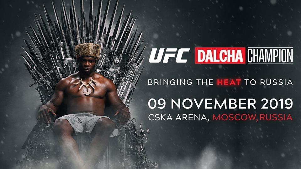 The Buffalo is coming #Africa #UFC #MMA @Dalcha_Champion @GarethLombardSA @lestwr  @IOLsport @ELocalSA https://t.co/fXiqZDb1KY