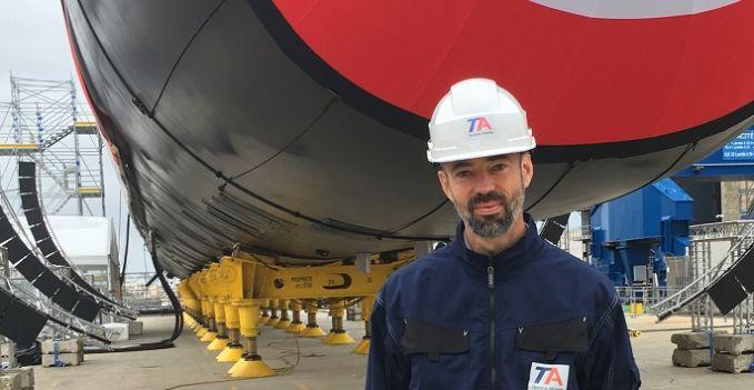 A lire dans la #RGN le portrait de Marc Francis, Chef d'échelon @Technicatome sur le site de Cherbourg. #Suffren #Barracuda