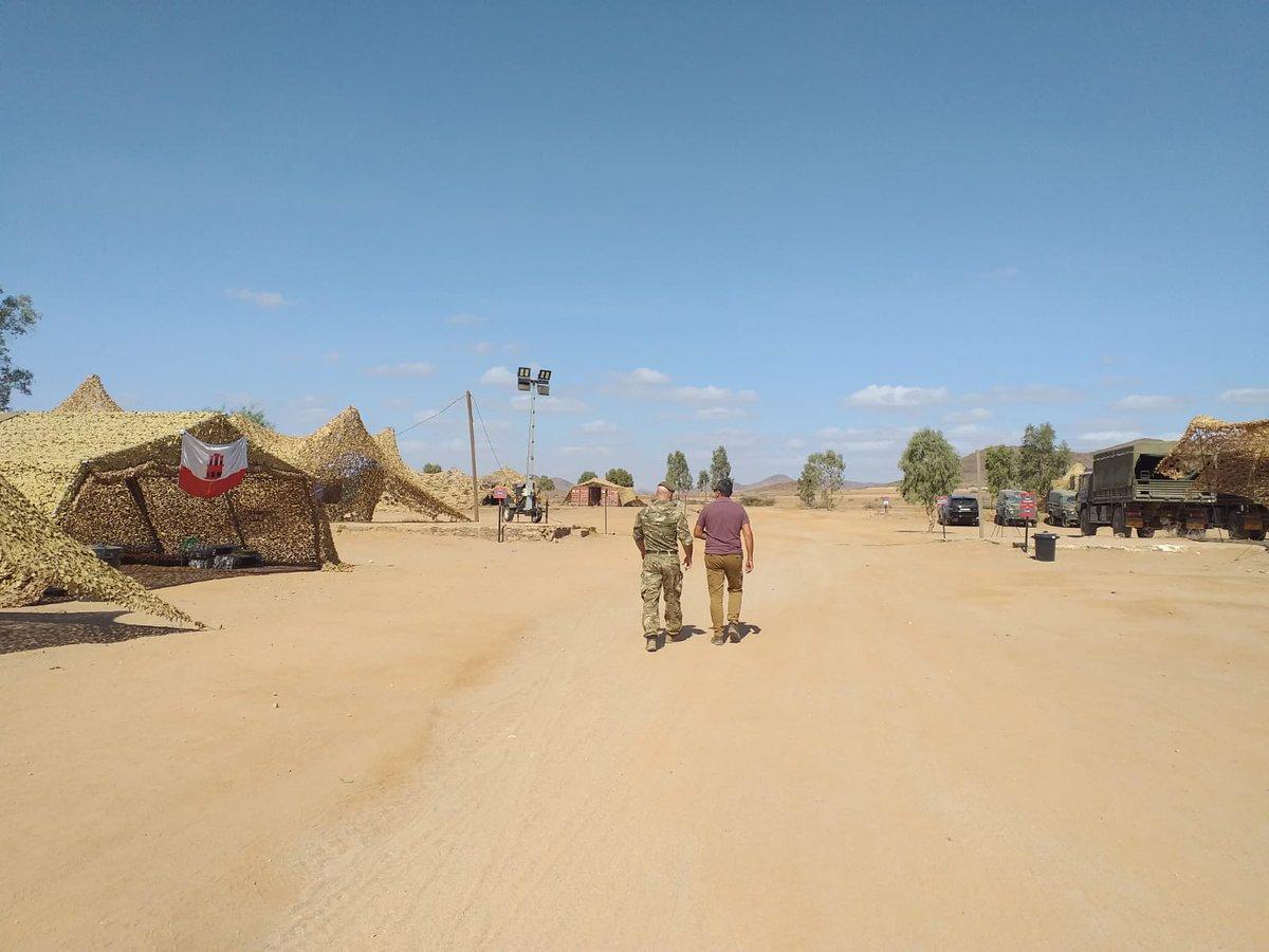 Exercice Jebel Sahara 2019 EIhRJQwXkAArC1g