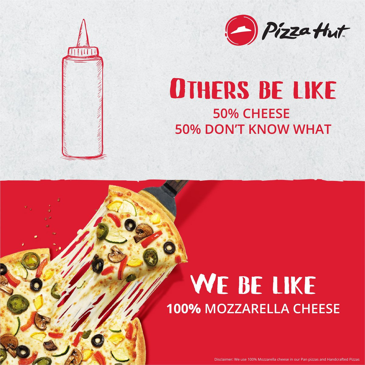 We try not to be so cheesy, but we cant help it TastiestPizzasAt99 https t.co ZIJBl49M5L