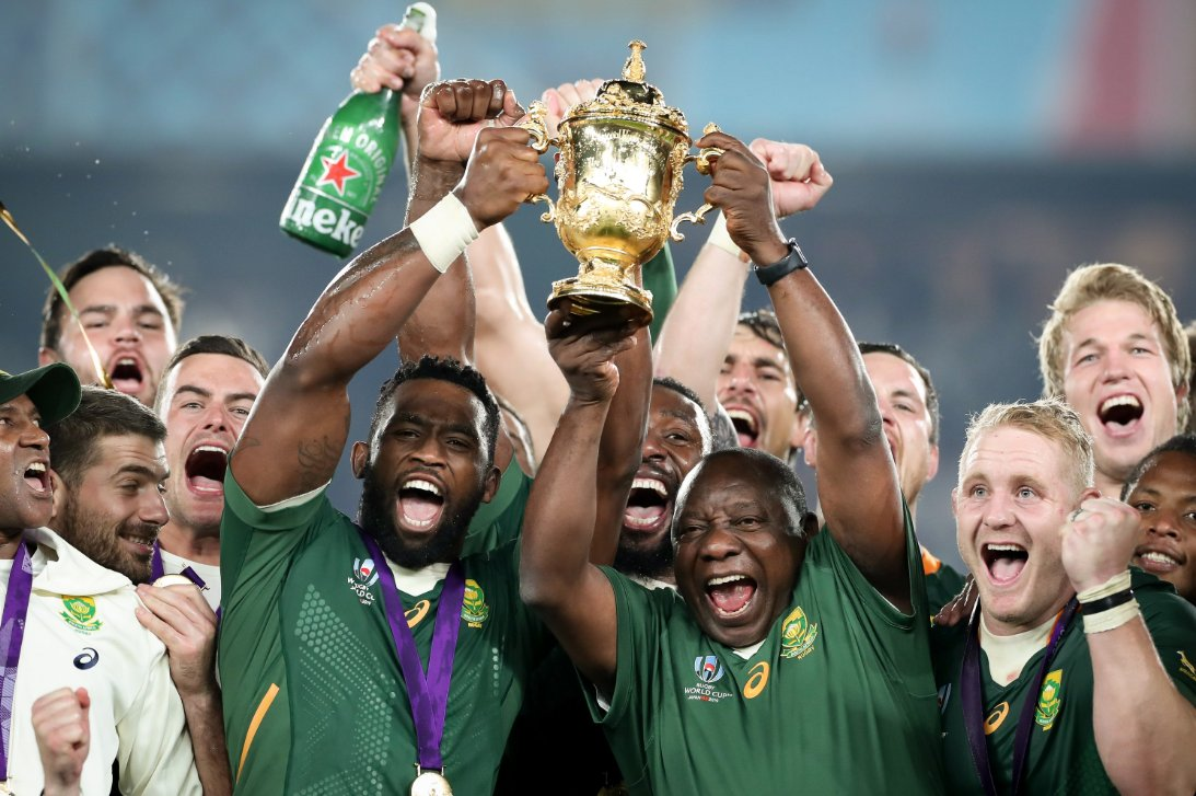 Capetonians will soon have the chance to see the Springboks and the Web Ellis trophy up close as the World Cup winners embark on their Champions Tour. http://bit.ly/2NgdtUq