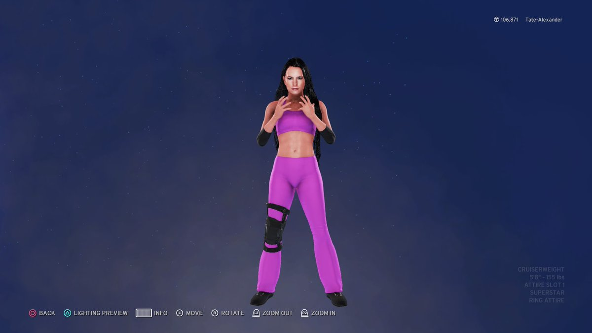 Create With Tate #WWE2K20 (@TotalTate) | Twitter