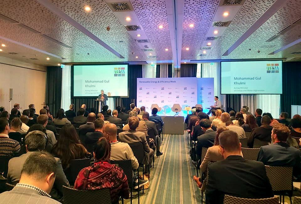 The conference of Sustainable Energy and Energy Efficiency Week was held in the city of Berlin, Germany. Click the link for more info  https://www.facebook.com/MEW.AF/posts/2457145271069505…