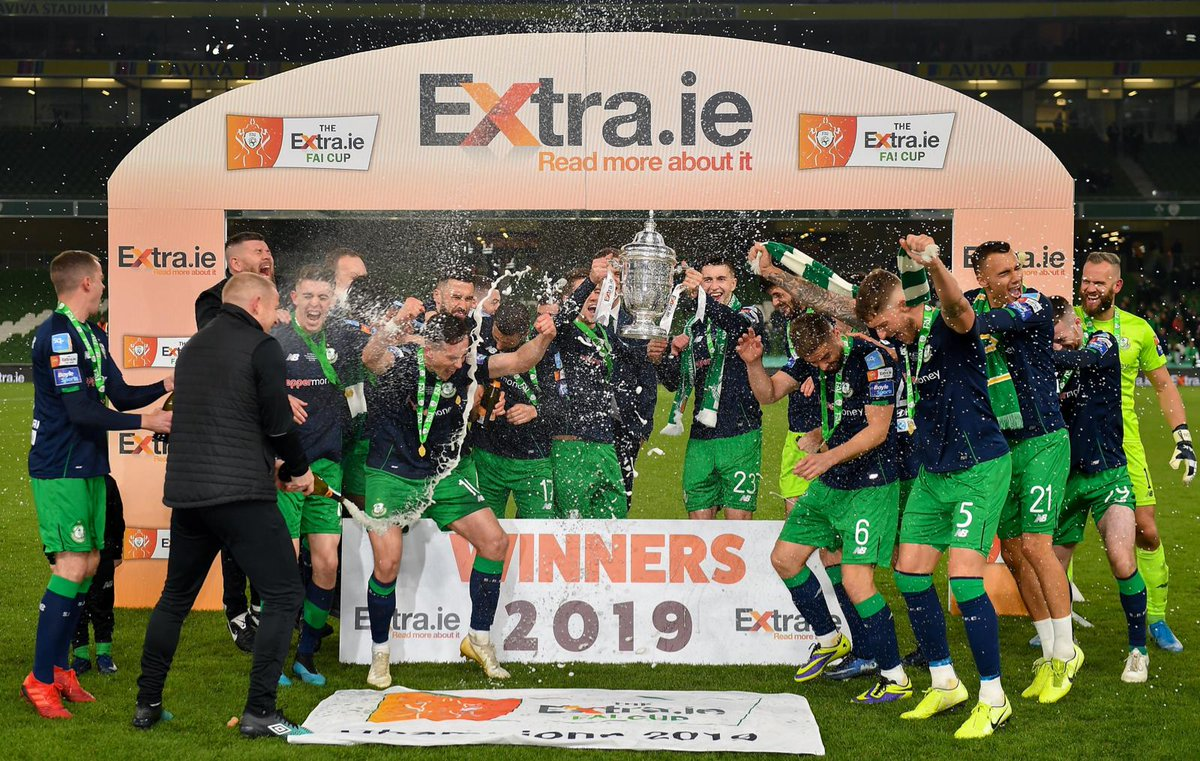 Moments like these, what a team 🤩😭 Supporters were unbelievable 💚☘️