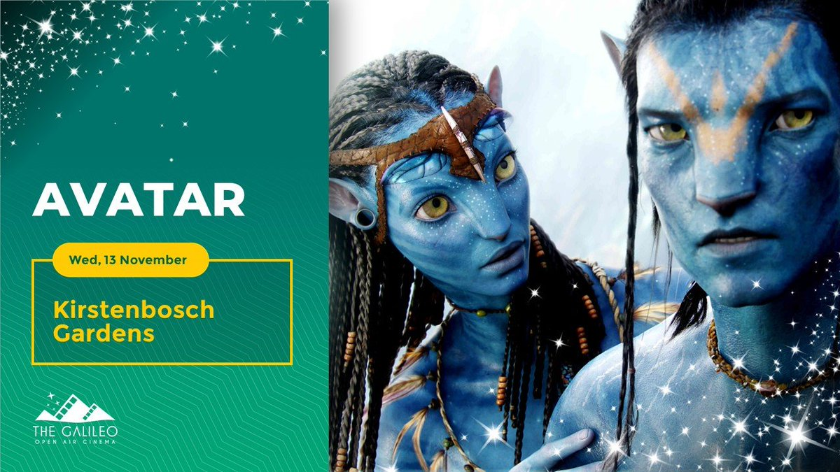 James Cameron's iconic sci-fi hit, #Avatar is screening at @KirstenboschNBG next Wednesday - what an incredible way to experience this movie: https://thegalileo.co.za/movie/avatar/  Tickets at @webticketsSA  #thegalileo #openaircinema #outdoormovies #capetown #capetownmag #lovecapetown #Pandora