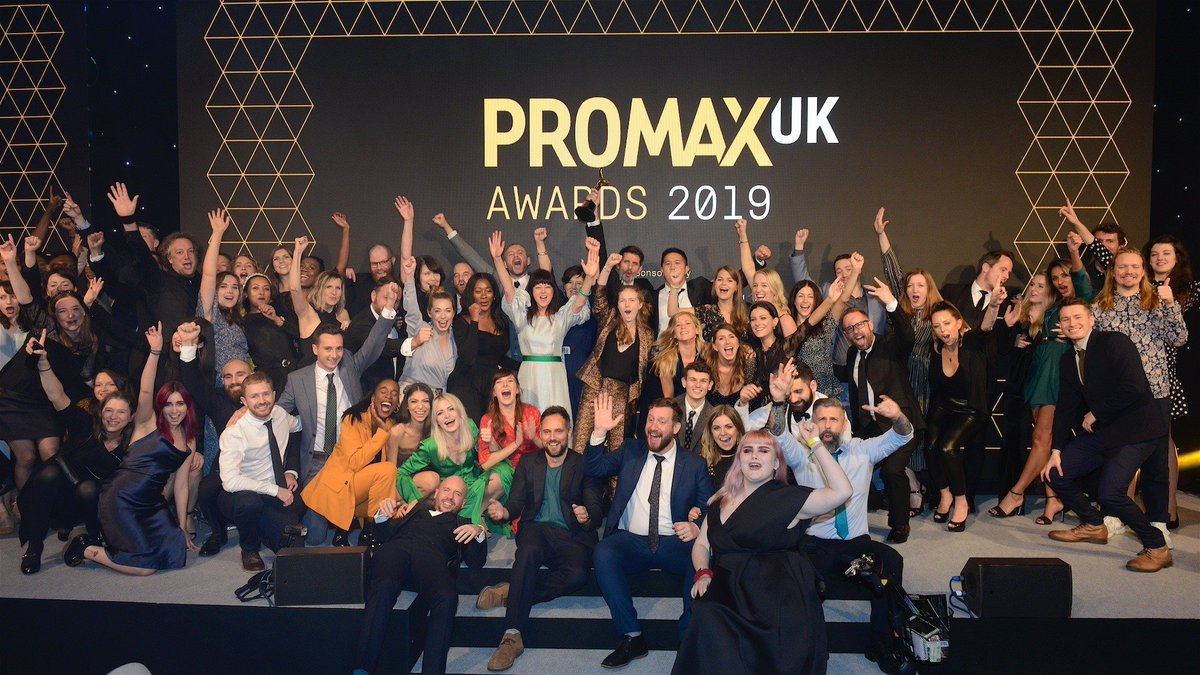 Congratulations to @4Creative and our marketing colleagues for scooping an impressive 9 Golds🥇3 Silvers🥈and 8 Bronzes🥉at this year's @PromaxUK awards. They also won Creative Channel / Brand of the Year category – what a night! #Promax 👏🎉🥳