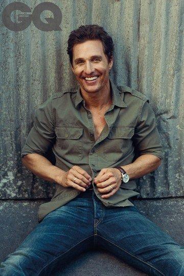 Happy Birthday to Matthew McConaughey