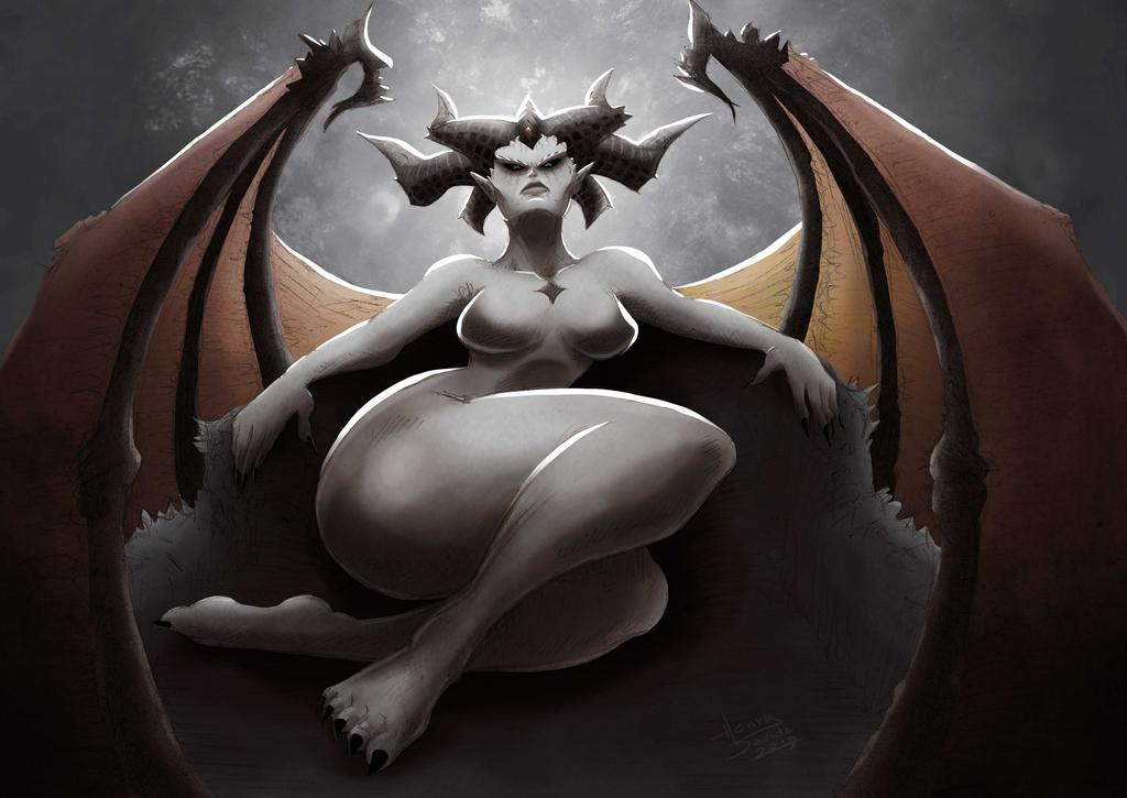 Lilith sexy