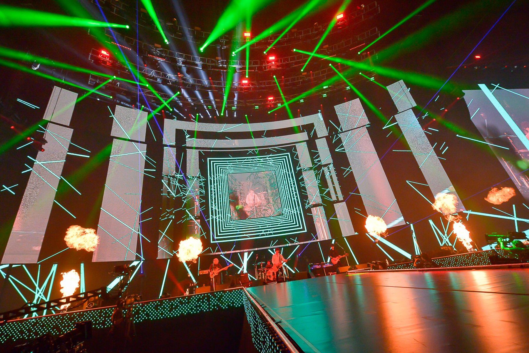 aurora ark BUMP OF CHICKEN シリウスのライブ