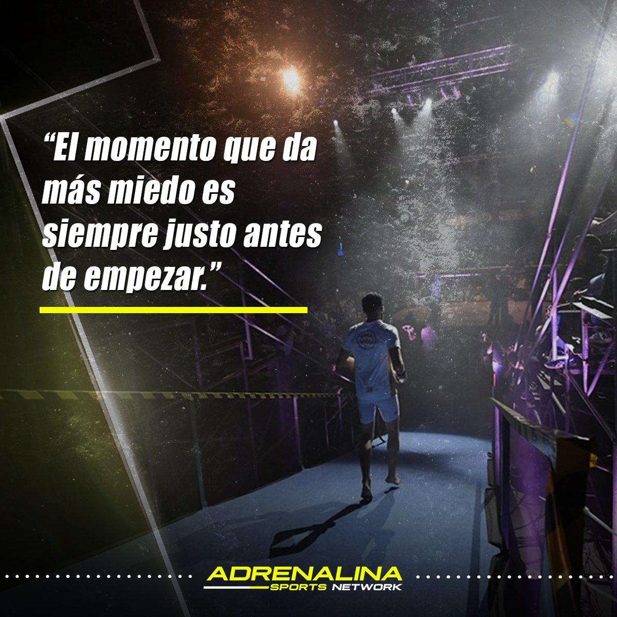 Adrenalina Sports Network S Tweet Felizlunes