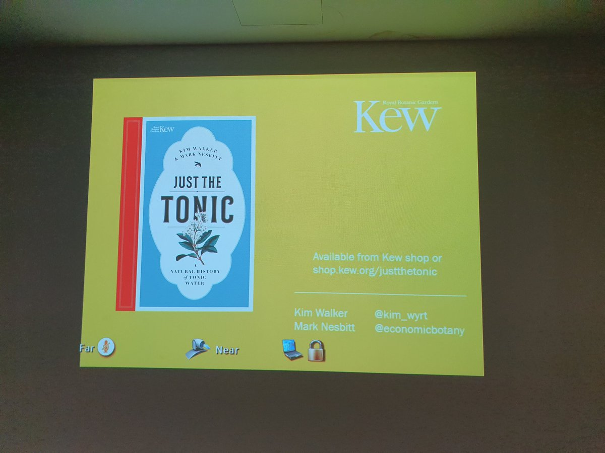 Such a great discussion! Thanks for coming on the show @Economicbotany and @Kim_Wyrt !! #FoodiePharmacology fans - this is an episode not to miss! Have a cool glass of tonic water handy!